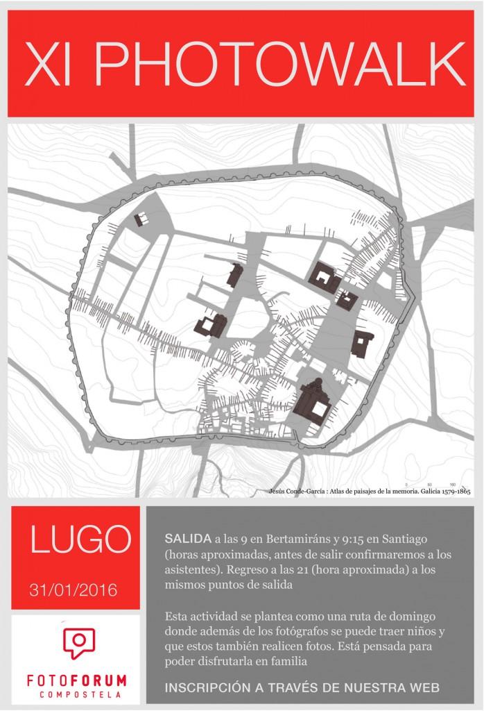 XI Photowalk Lugo