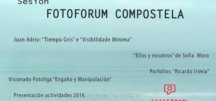 Sesión Fotoforum Enero 2016