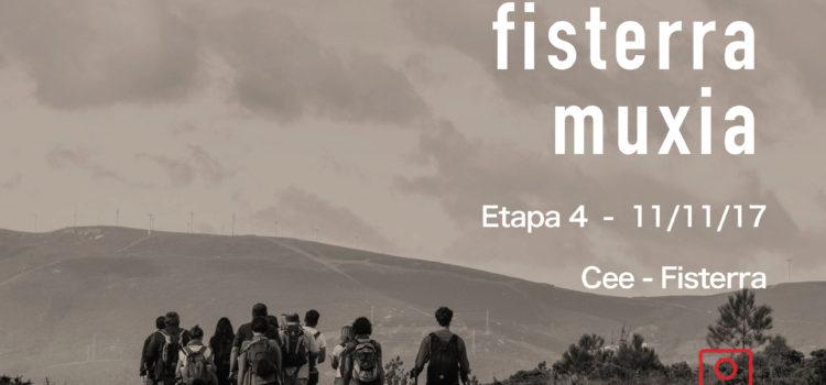 Etapa 4. Camino Santiago CEE – FISTERRA