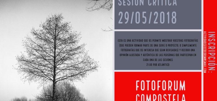 Sesión Crítica Mayo 2018